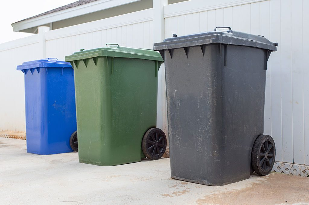 GJ Security & Gebäudedienstleistungen Esslingen Mülltonnenreinigung