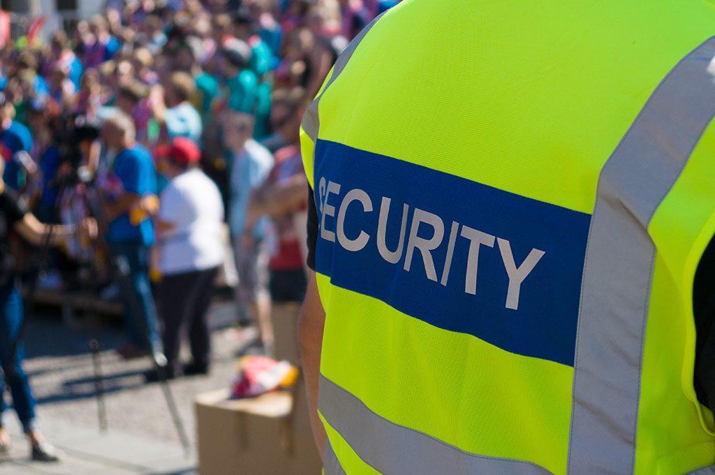 GJ Security & Gebäudedienstleistungen Parkplatz- Einlasskontrollen