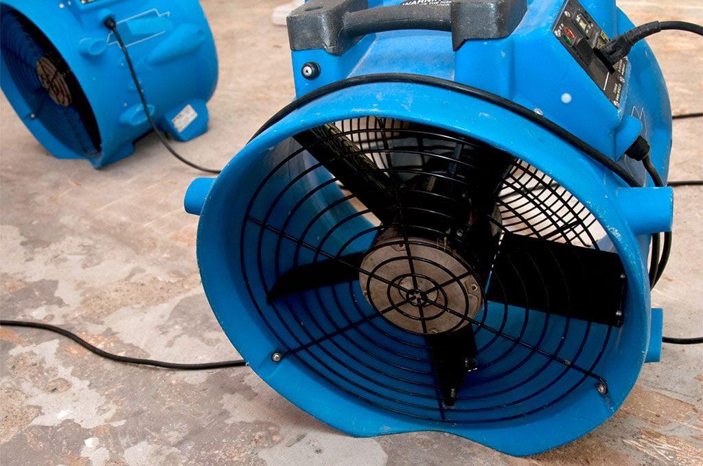 Wasserschadensanierung Neu- und Altbau